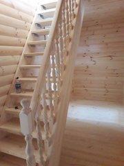 Дом-баня 6х6 из профилированного бруса проект Дени - foto 5