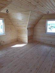 Дом-баня 6х6 из профилированного бруса проект Дени - foto 7