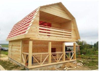 Строим Дома за 10 дней недорого. Ровные руки 100% - main