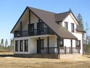 Производство и строительство каркасных домов. Молодечно