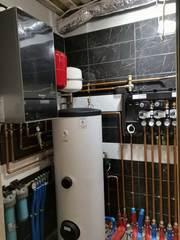 Монтаж системы отопления частных домов - foto 1
