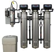 Монтаж системы водоснабжения и водоподготовки - foto 2