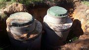Монтаж канализации,  септиков,  очистных сооружений - foto 1